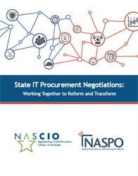 NASPO Partners with NASCIO to Release a Joint Roadmap for State IT Procurement Reform
